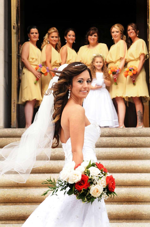 wedding photography bristol Ct.