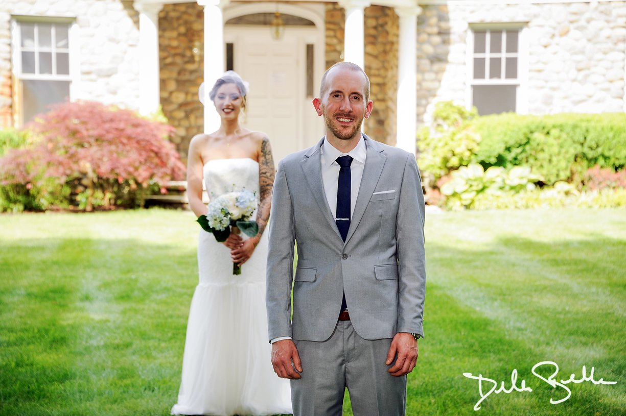 Ct First Look Wedding Photography
