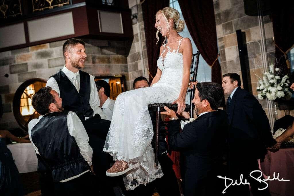 Wedding Reception at The Society Room of Hartford
