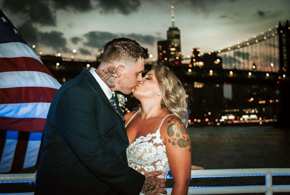 Aqua Azul Yacht Wedding Photography